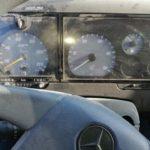 Usato Nicar - Mercedes 812d allestito cabina di regia
